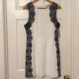 NWT Forever 21 Lace Dress Medium